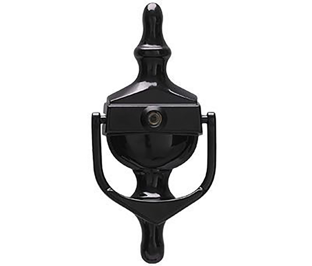 Classic-Urn-Spy-Knocker-Black