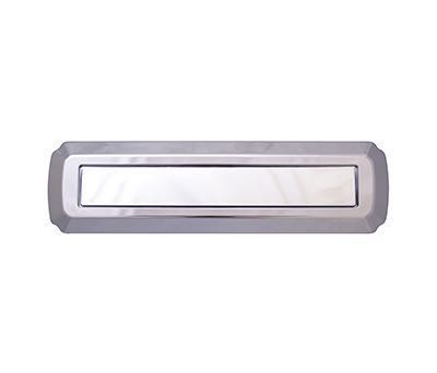 Heritage-Letterplate-Chrome